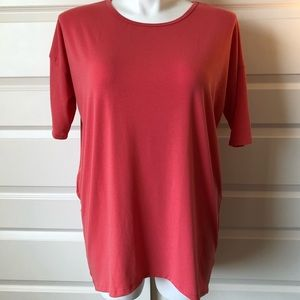 Coral Pink Tunic